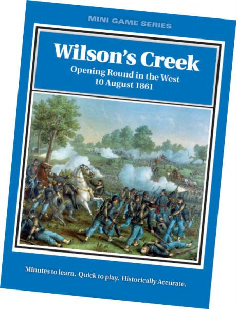 Mini Game Series: Wilson's Creek - Opening Round In The West