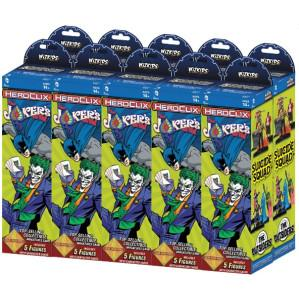 DC Heroclix: The Joker's Wild! Booster Pack (1)