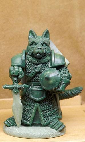 Critter Kingdoms: Leo, Shiloh Shepherd Paladin