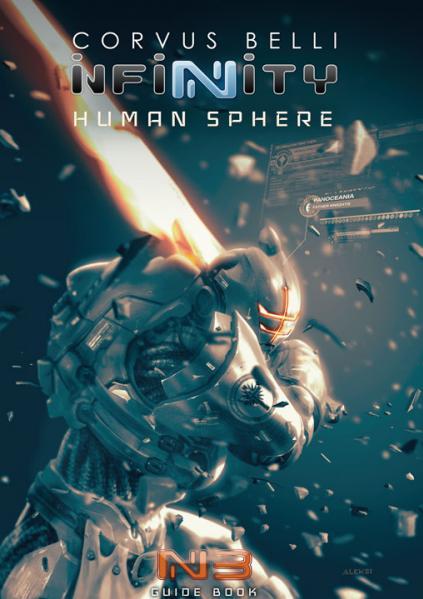 Infinity: Human Sphere N3 Rulebooks