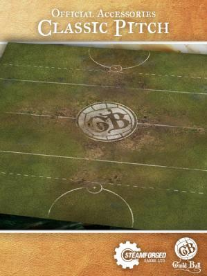 GuildBall: Classic Pitch Play Mat