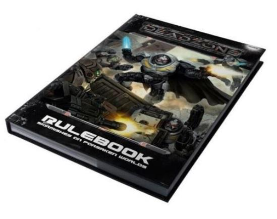 Deadzone 2nd Edition: Rulebook (HC)
