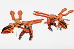 Dropzone Commander: (Shaltari Tribes) Firebird/Thunderbird Variant