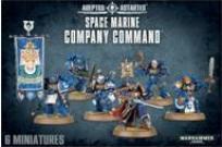 Warhammer 40K: Space Marine Company Command