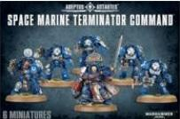Warhammer 40K: Space Marine Terminator Command
