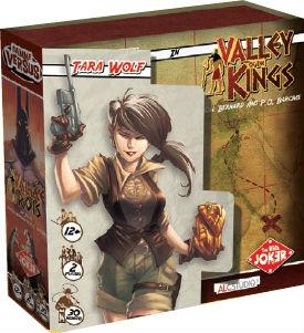 The Red Joker presents: Tara Wolf in Valley Of The Kings