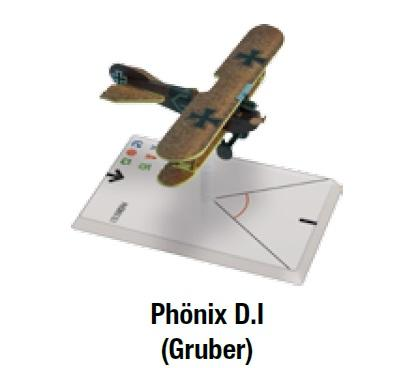 Wings Of Glory WWI: Phonix D.I (Gruber)