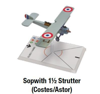 Sopwith 1 1/2 Strutter (Costes/Astor)