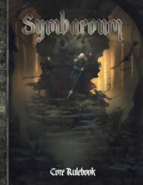 Symbaroum RPG: Core Rulebook (HC)