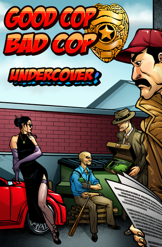 Good Cop Bad Cop: Undercover Expansion