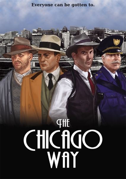 The Chicago Way: Core Rulebook & Starter Deck