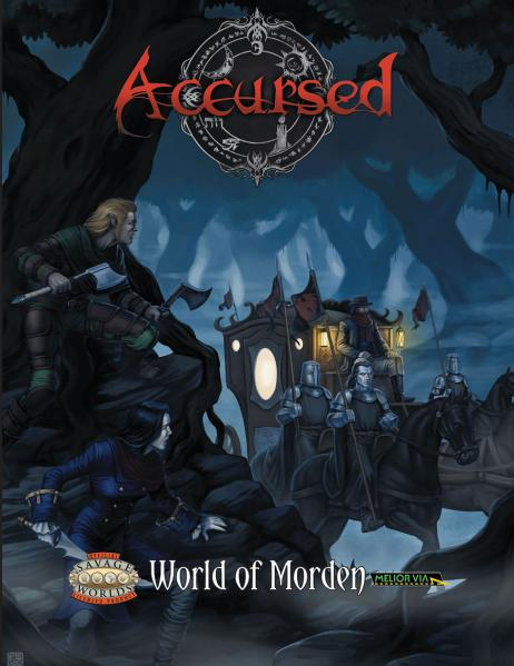 Savage Worlds RPG: (Accursed) World Of Morden