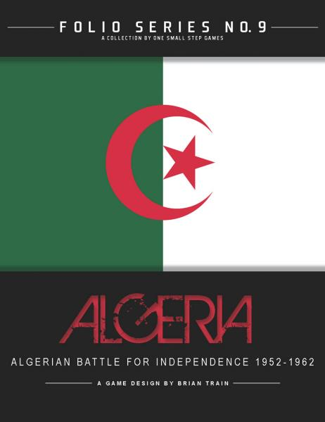 Folio Series: #9 Algeria