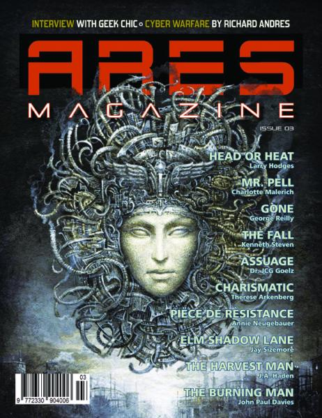 Ares Magazine: #3 Born Of Titans (Full Hobby Edition) (Game Included)