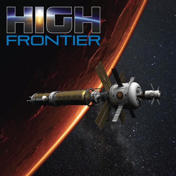 High Frontier (Boxed Game)