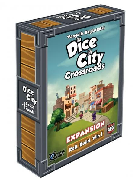 Dice City: Crossroads (Expansion)