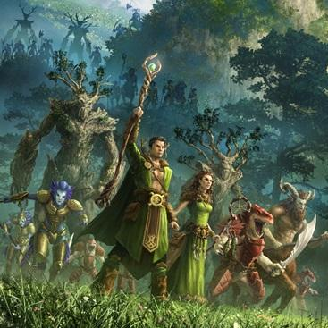 Kings Of War: Forces Of Nature Starter Force