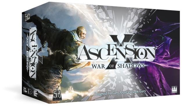 Ascension: X - War of Shadows