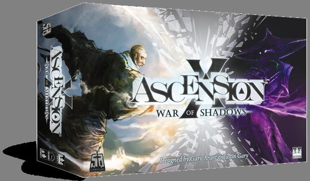 Ascension: X - War of Shadows