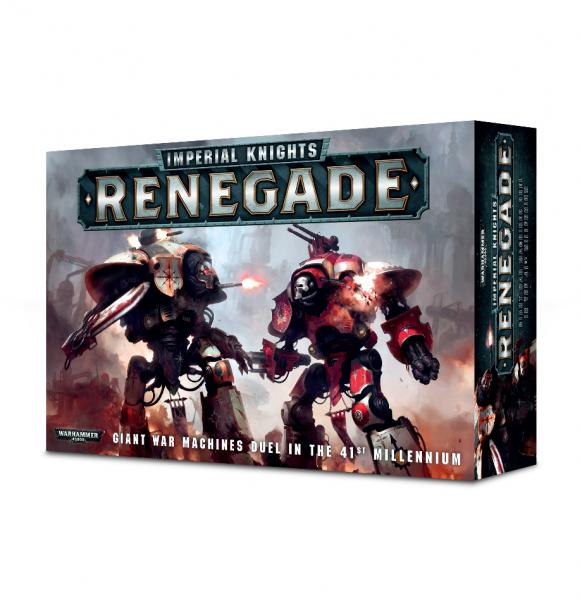 Warhammer 40K: Imperial Knights - Renegade