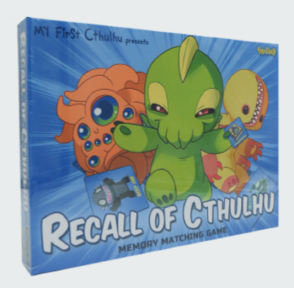 Recall of Cthulhu Memory Matching Game (Core Game)