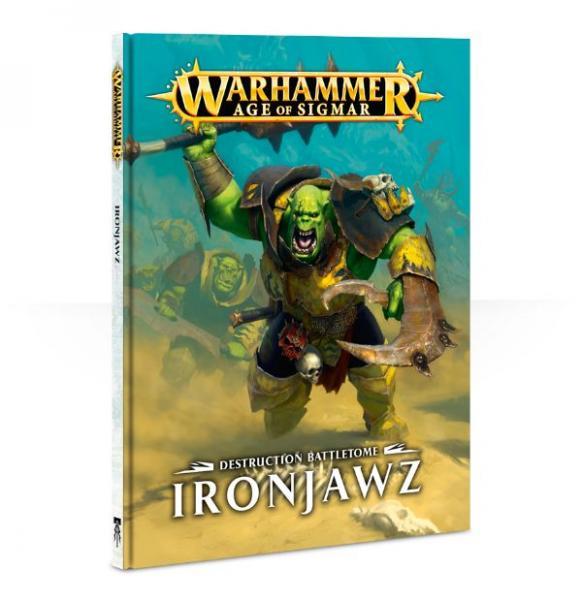 Age of Sigmar: Battletome: Ironjawz (HC)
