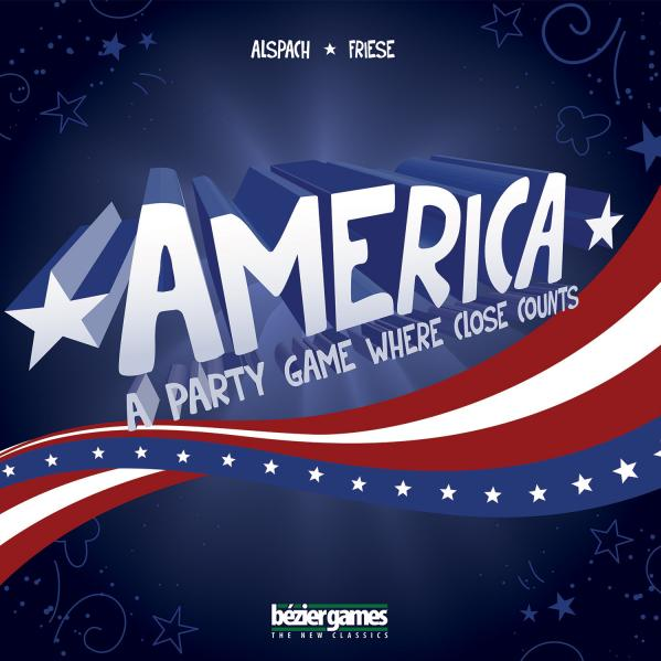 America: A Party Game Where Close Counts