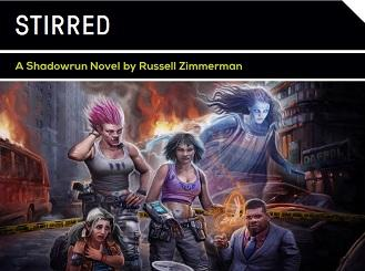 Shadowrun: Stirred [Novel]