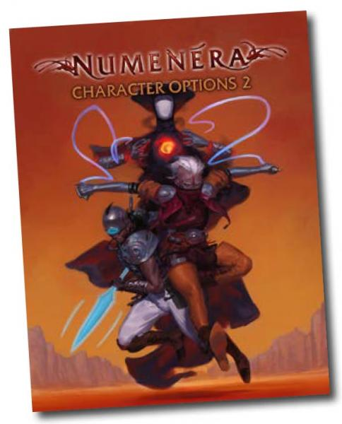 Numenera RPG: Character Options 2