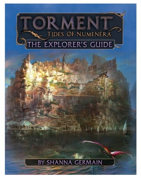 Numenera RPG: (Torment: Tides Of Numenera) The Explorer's Guide