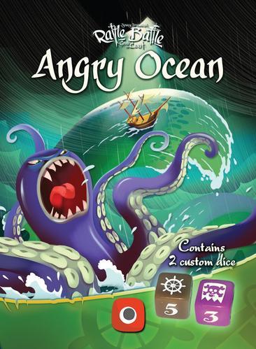 Rattle Battle: Angry Ocean (Scenario Pack)