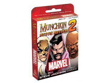 Munchkin: Marvel 2 - Mystic Mayhem