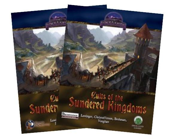 Swords & Wizardry RPG: Cults Of The Sundered Kingdom