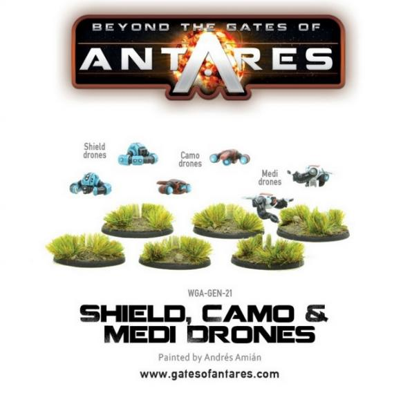 Beyond The Gates Of Antares: Shield, Camo & Medi-Drones (6)