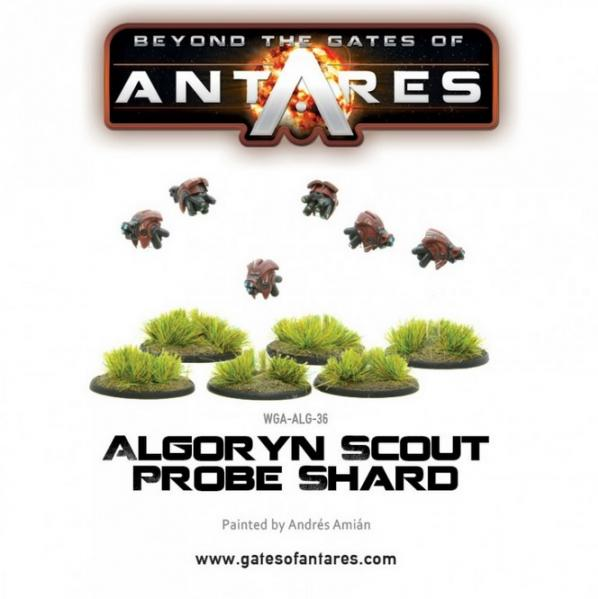 Beyond The Gates Of Antares: (Algoryn) Scout Probe Shard (6)