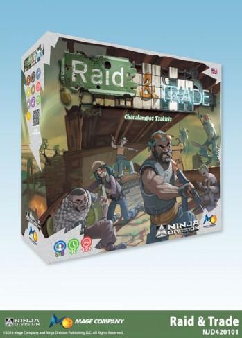 Raid & Trade: Core Game