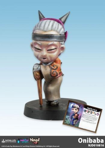 Ninja All-Stars: Onibaba (Expansion)