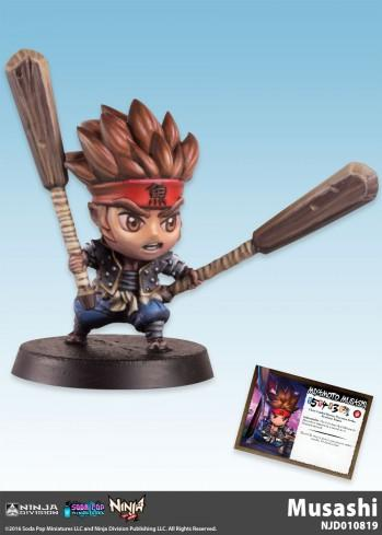 Ninja All-Stars: Musashi (Expansion)