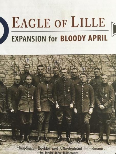 Bloody April: The Eagle Of Lille (Expansion)