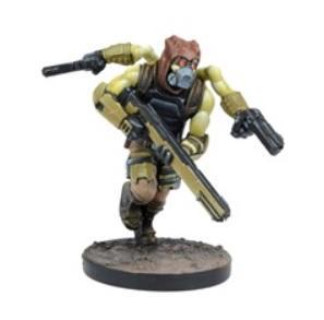 Deadzone, 2nd Edition: (Mercenary) Hund, Rin Bounty Hunter