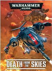 Warhammer 40K: Death From The Skies (HC)