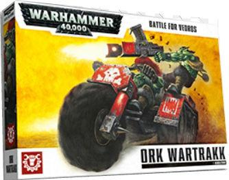 Battle for Vedros Ork Wartrakk