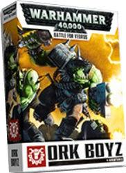 Battle for Vedros Ork Boyz