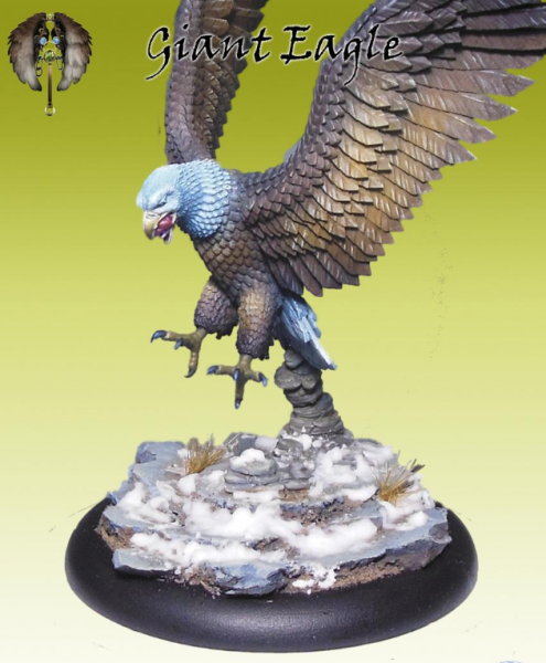 Bushido, Risen Sun: Giant Eagle