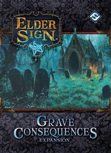 Elder Sign: Grave Consequences Expansion