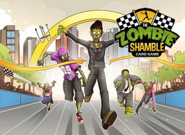 The Zombie Shamble Card Game