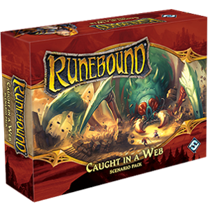 Runebound: Caught in a Web Expansion