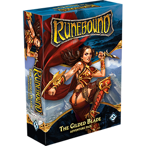 Runebound: The Gilded Blade Expansion
