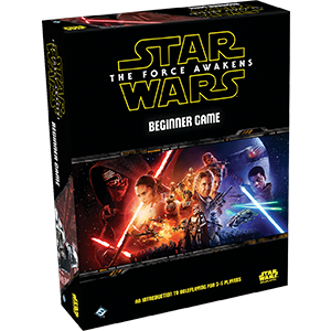 The Force Awakens RPG: Beginner Game