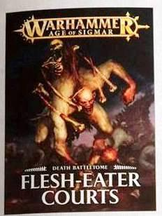 Age of Sigmar: Battletome: Flesh-eater Courts (HC)